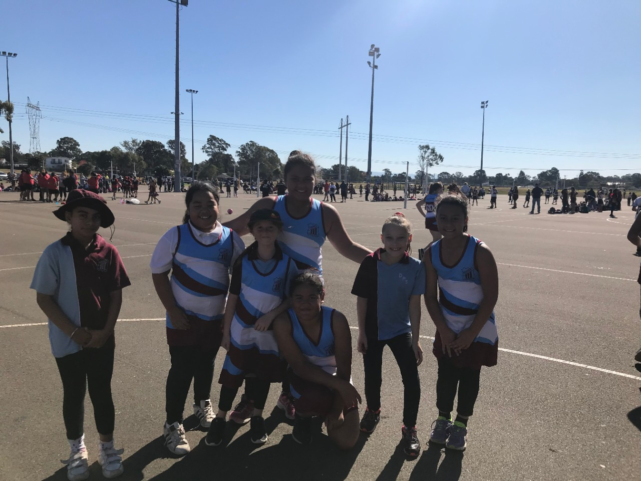 Junior Netball Team